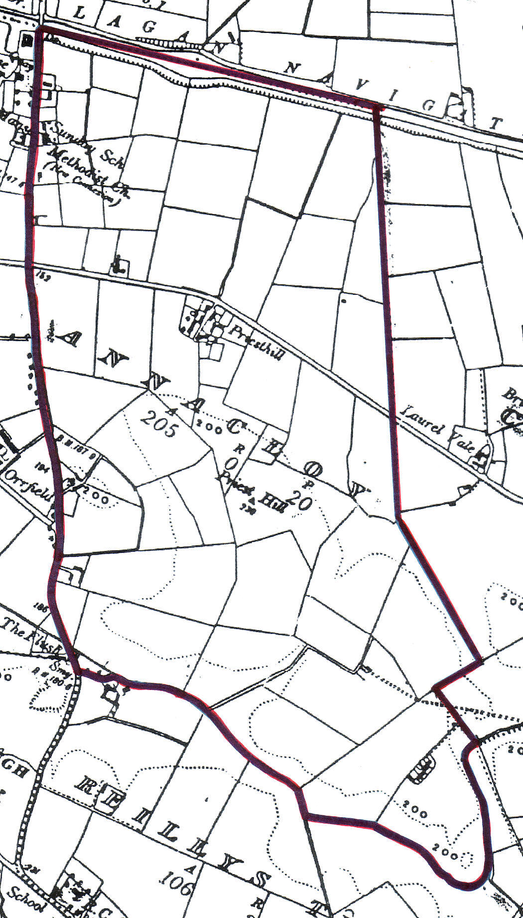 townland map